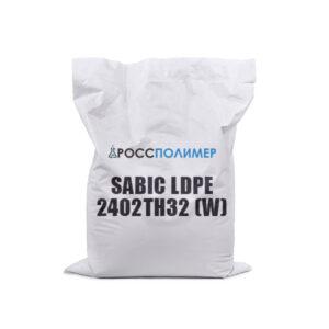 SABIC LDPE 2402TH32 (W)