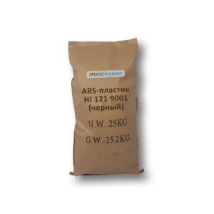abs-пластик hi 121 9001 (черный)