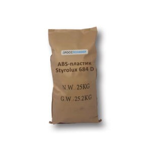 abs-пластик styrolux 684 d