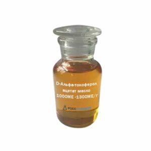 D-Альфа-токоферол ацетат