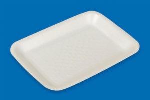 Посуда из вспененного полистирола